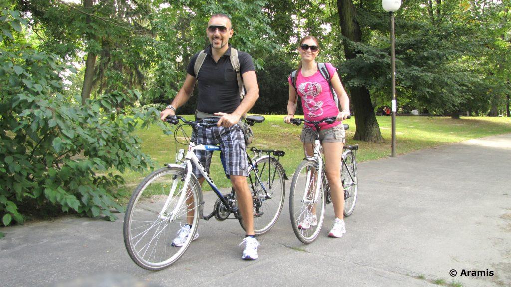 Bici a Bratislava