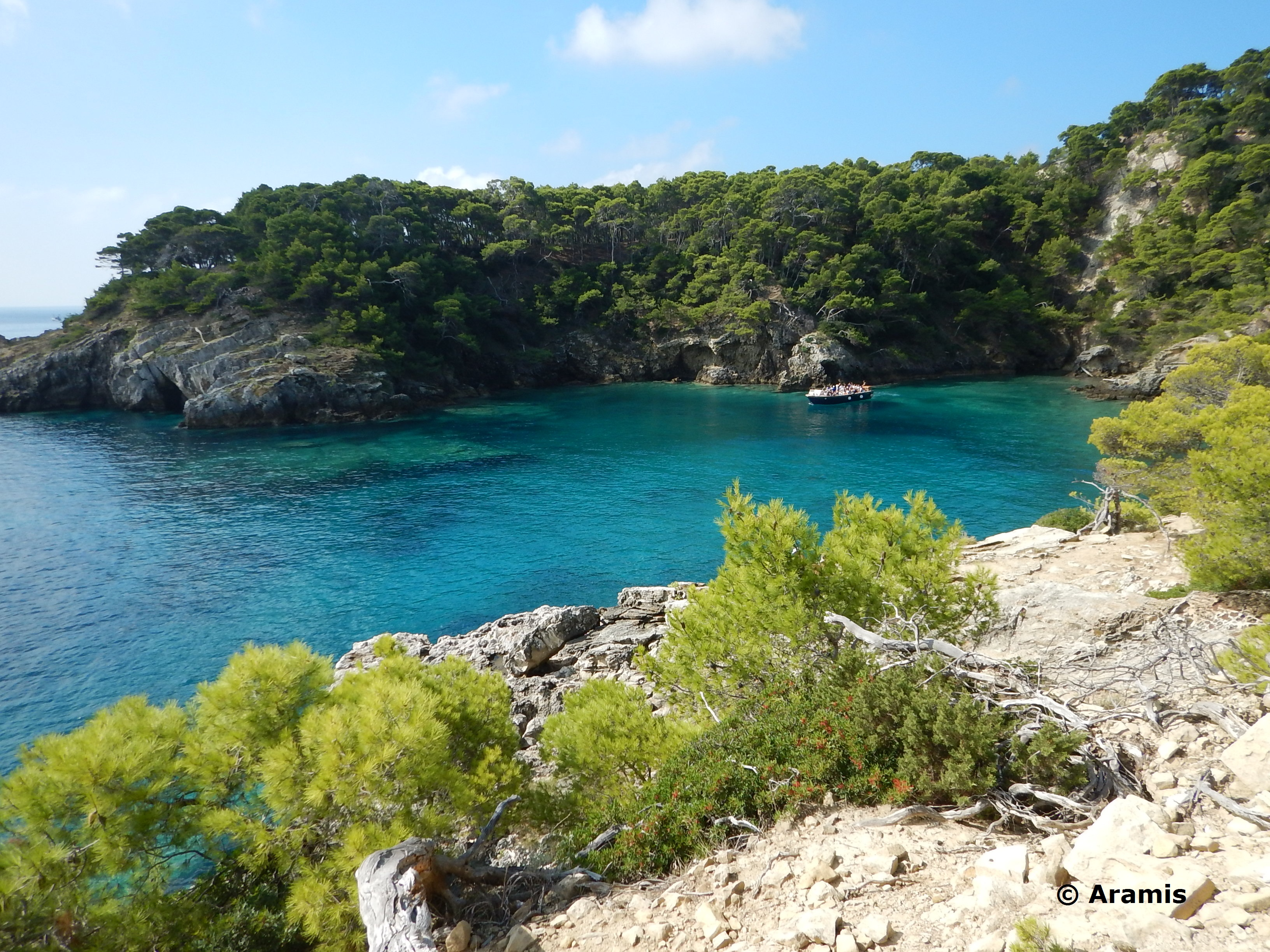 Cala dello Spido_Tremiti