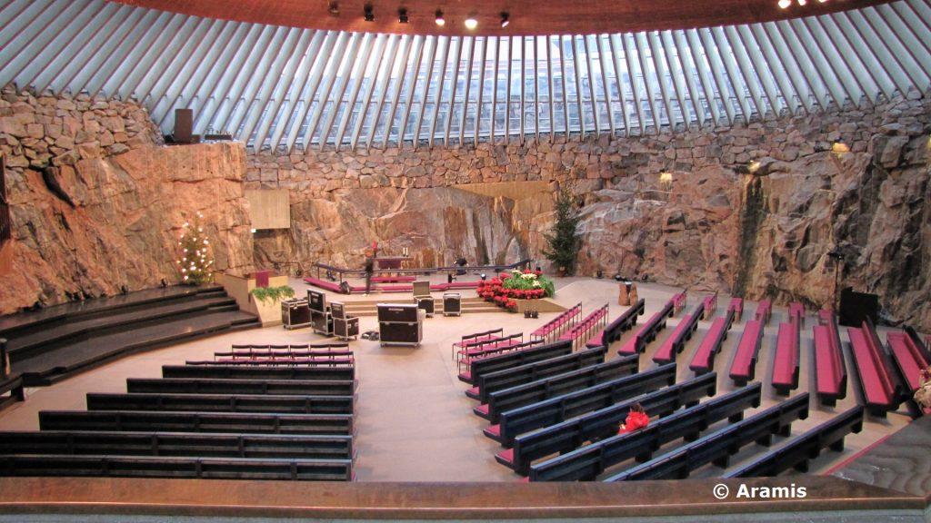 Chiesa nella roccia_interno