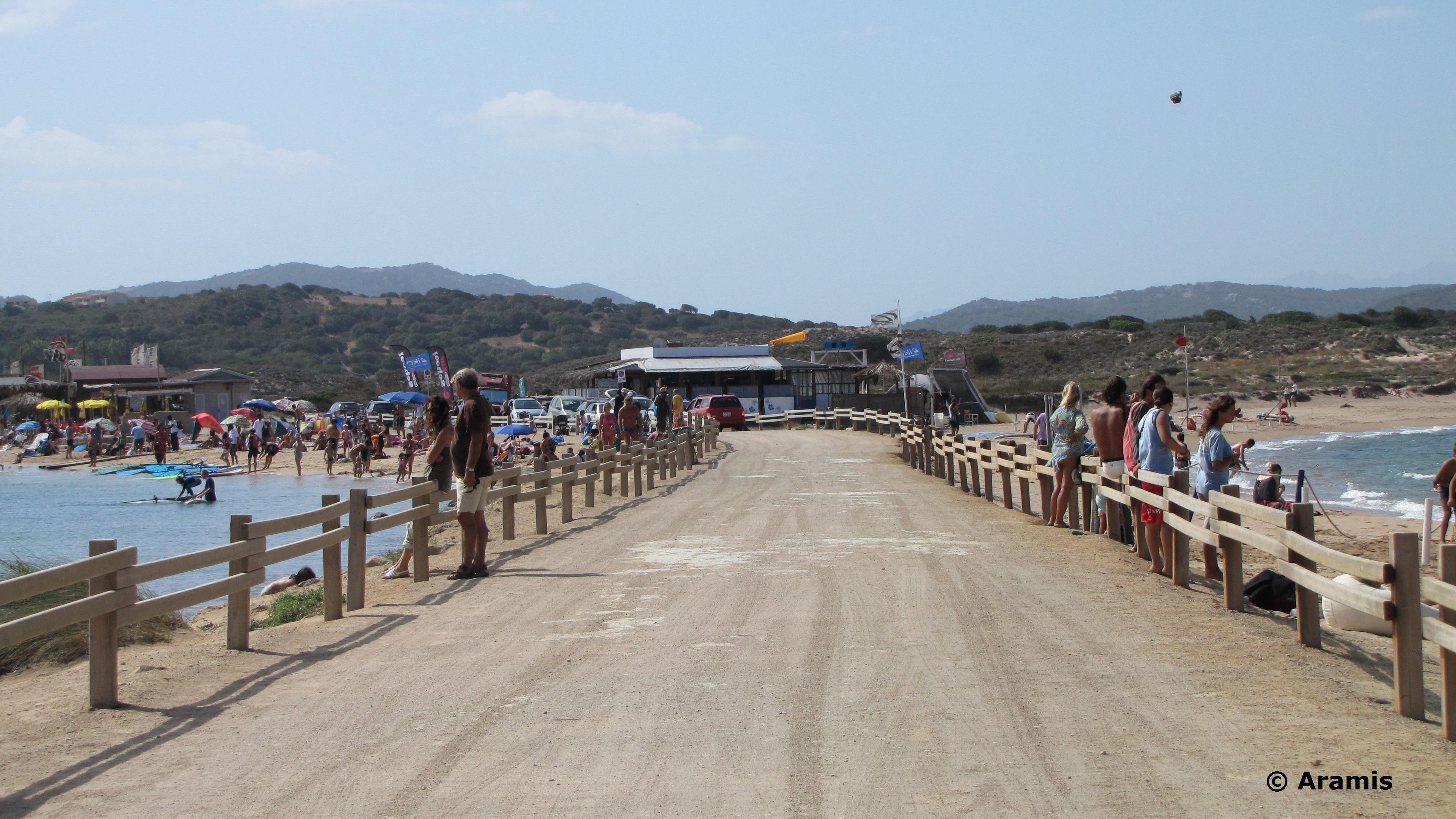 Porto Pollo_spiaggia
