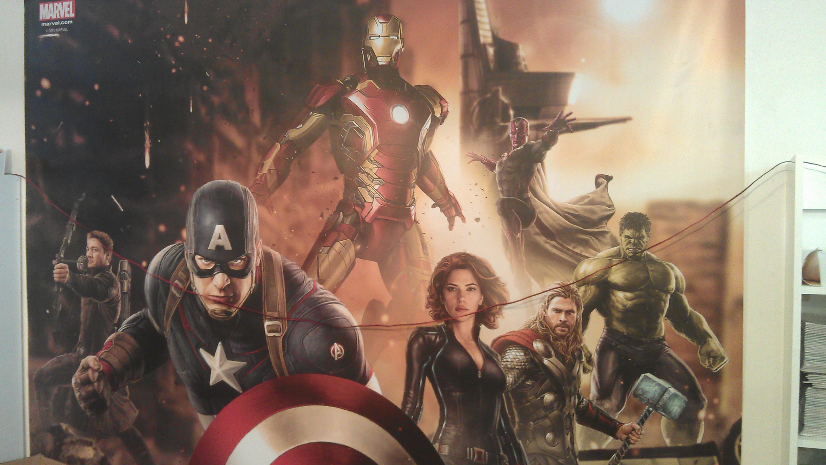 Comicon2015_Avengers