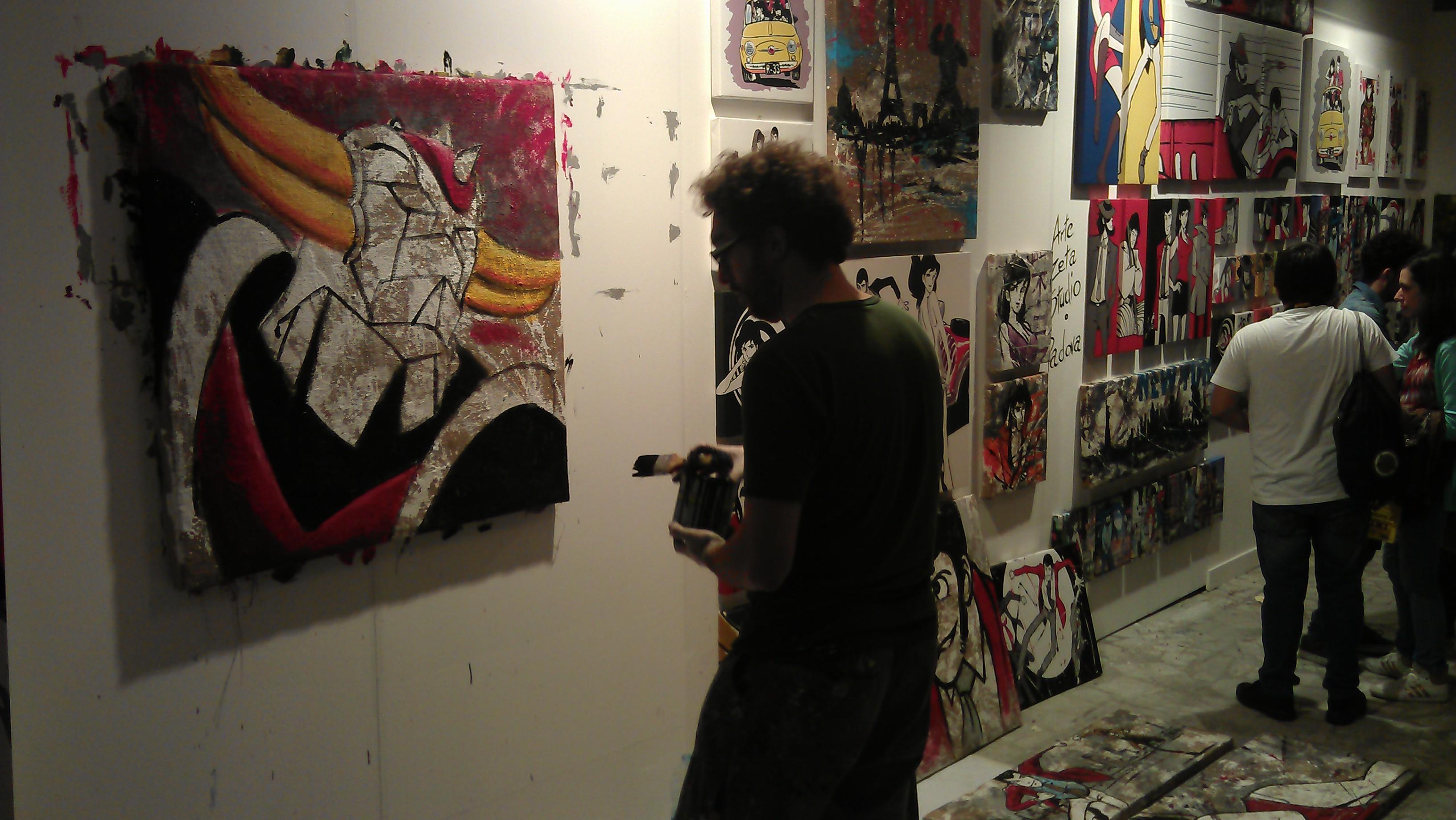 Comicon2015_artista2