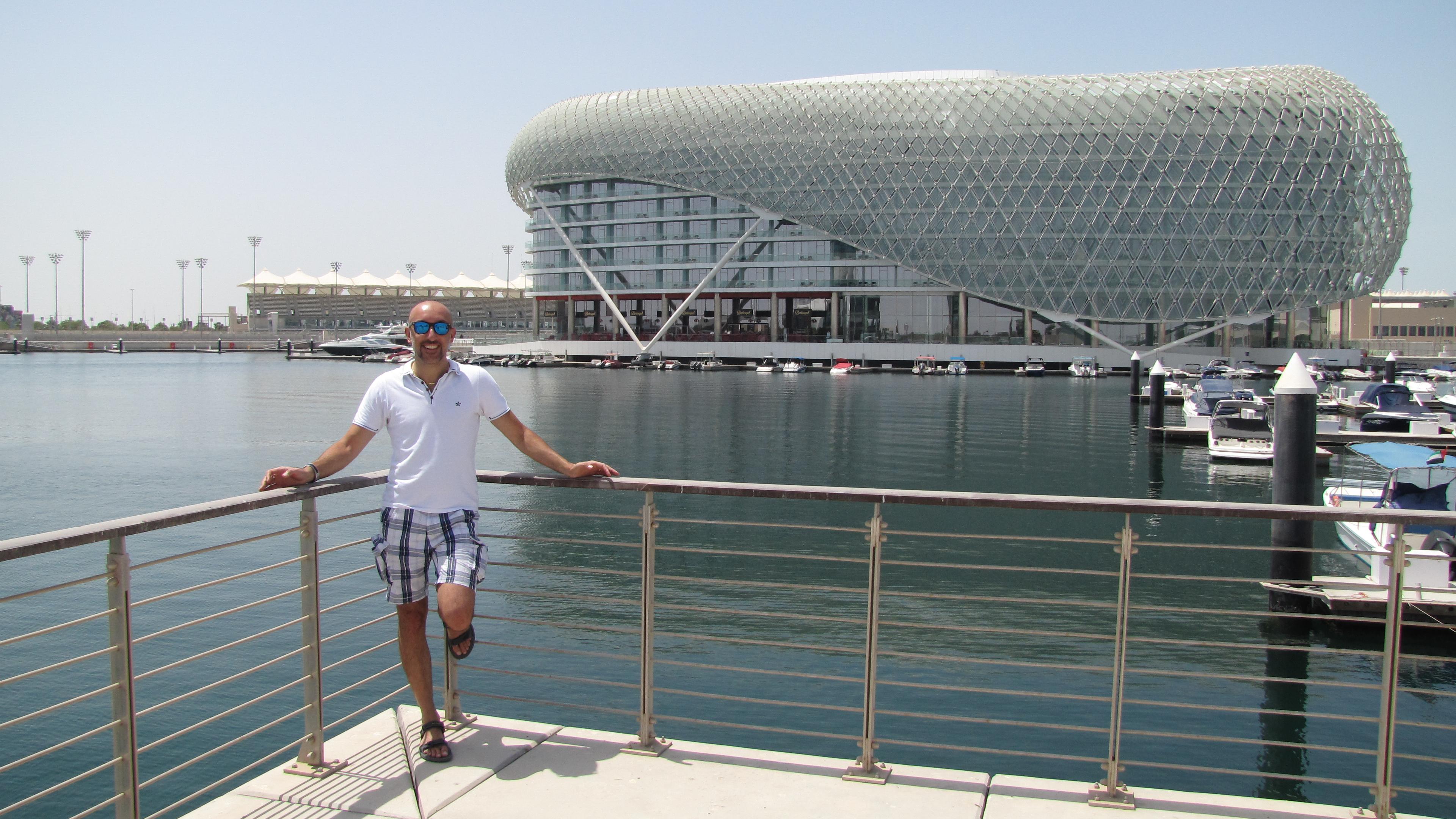 Abu Dhabi_Yas Marina Circuit