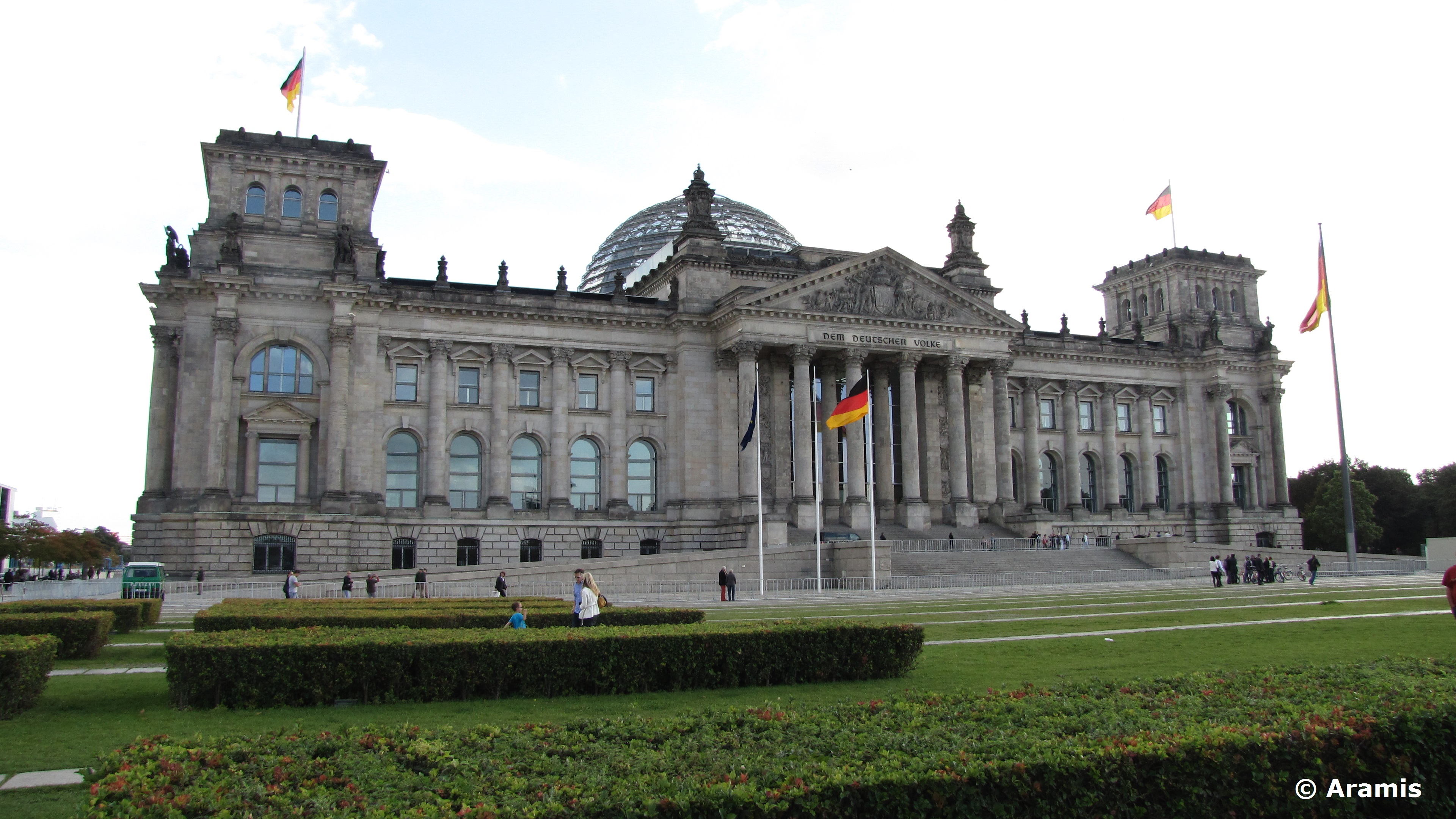 Berlino_ Reichstag