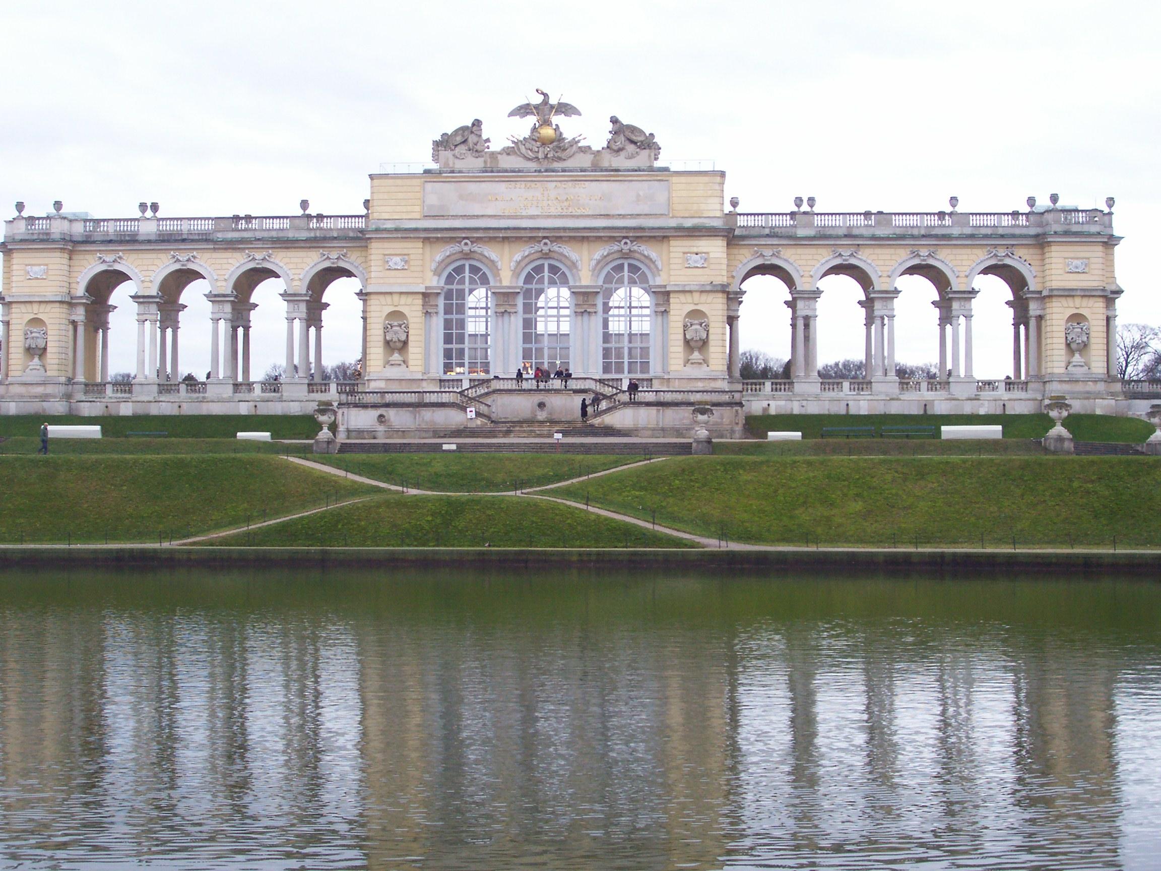 Schonbrunn Vienna