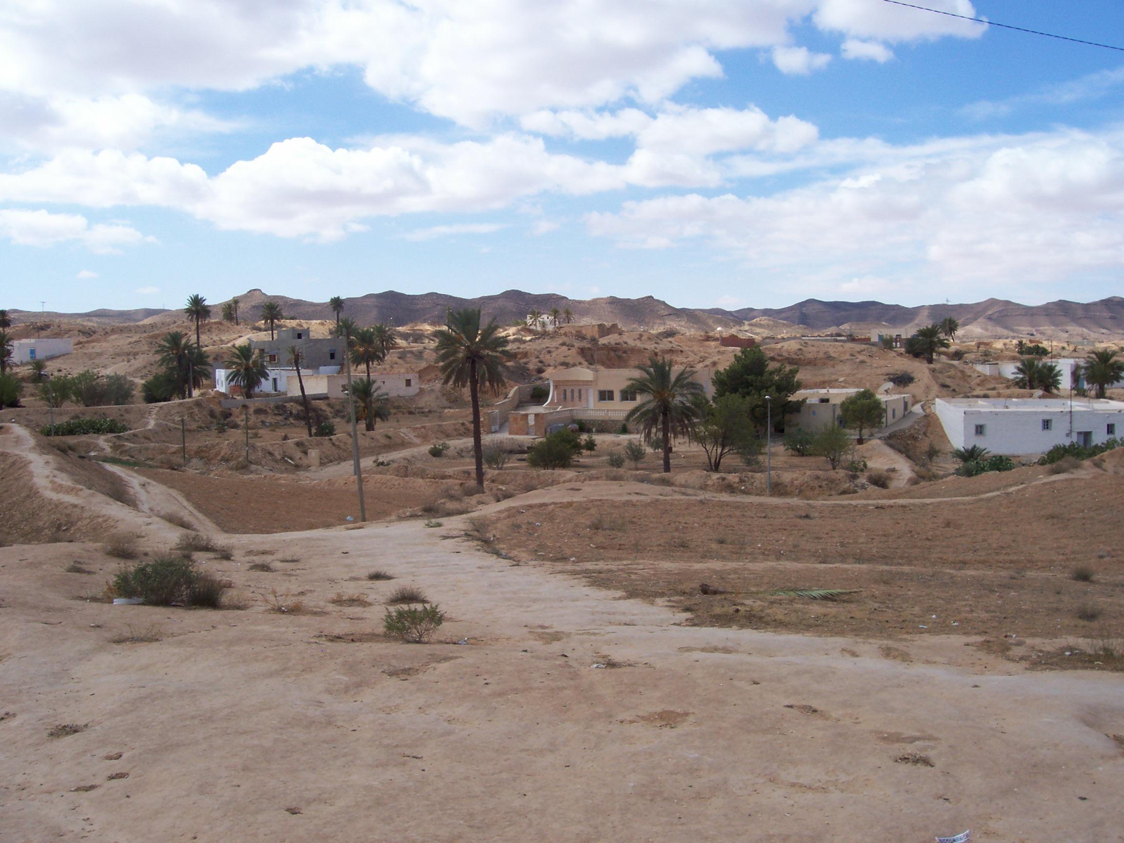 Matmata_Tunisia