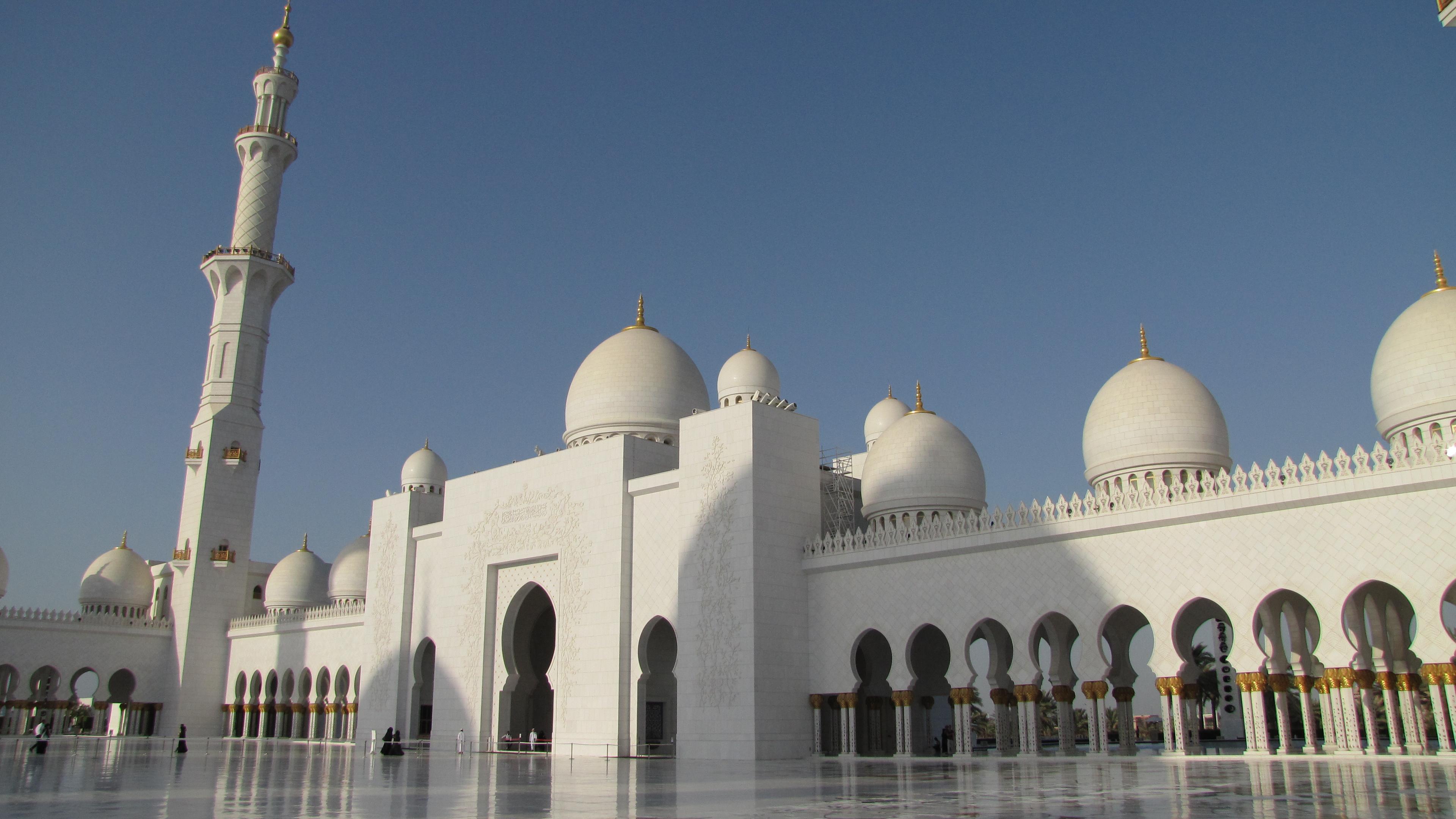 Moschea_Abu Dhabi