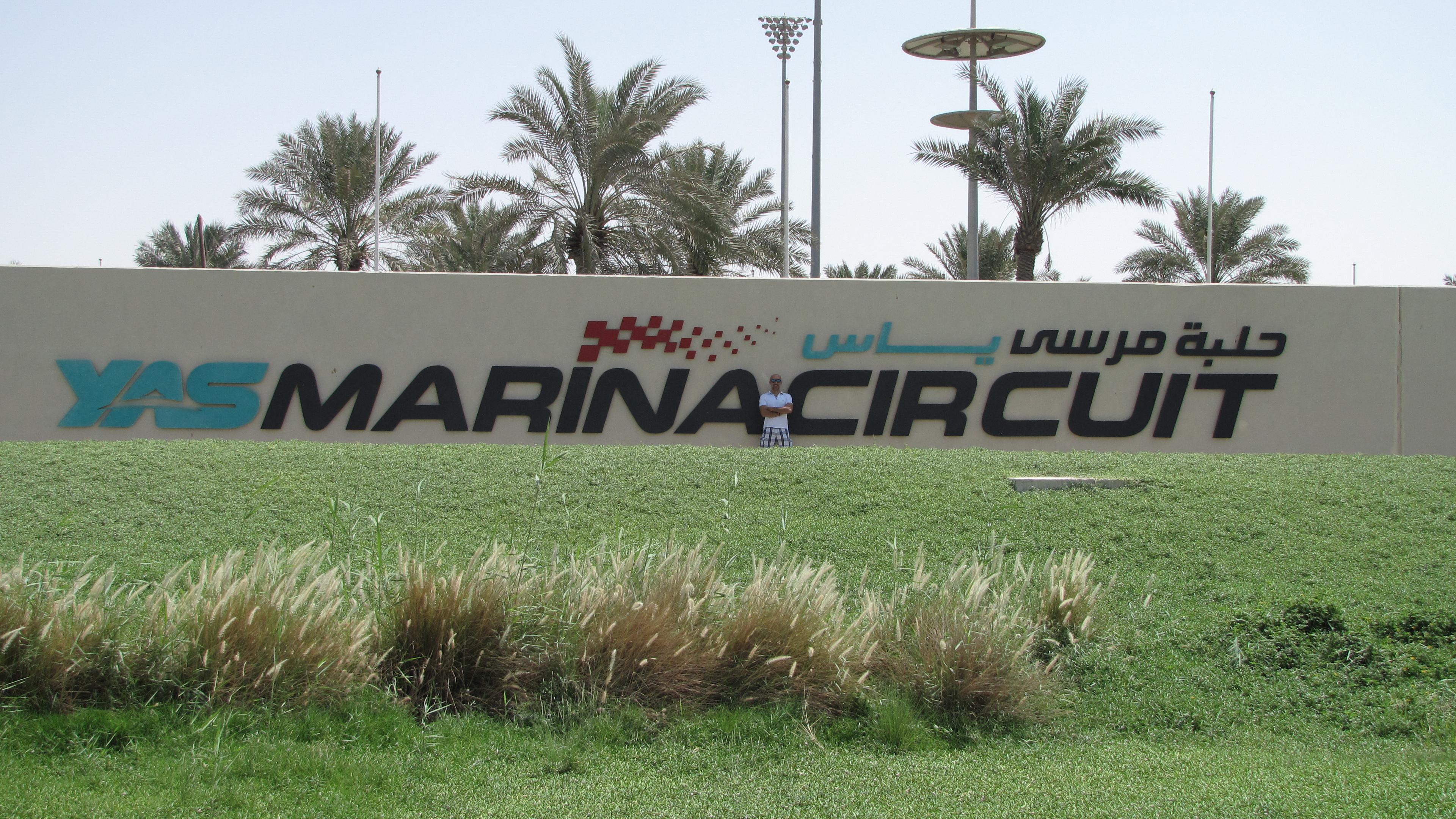 Yas Marina Circuit_Abu Dhabi