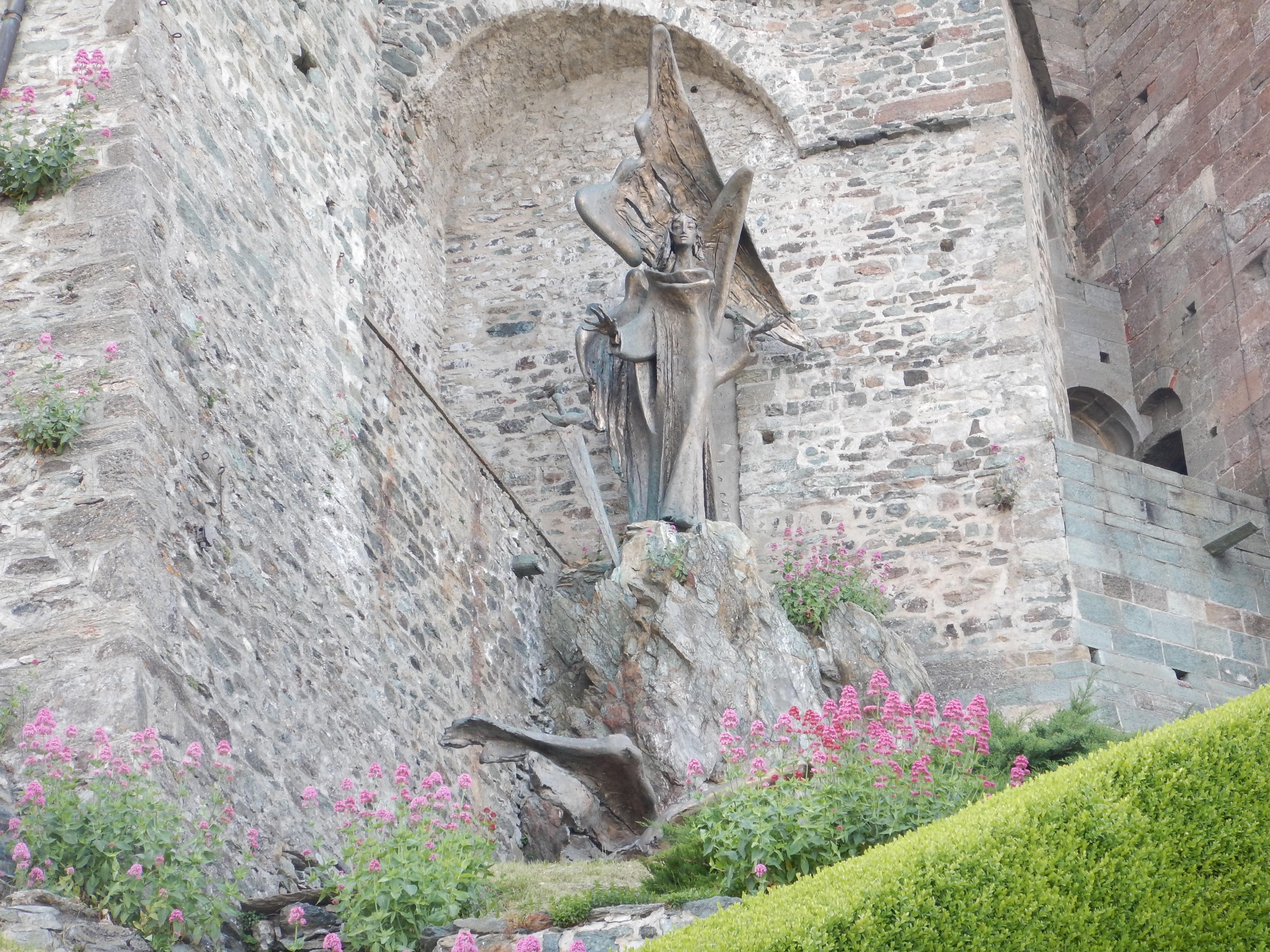 Particolare_Sacra_San Michele
