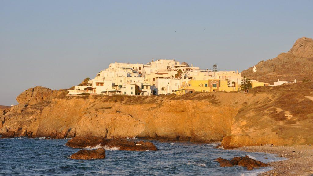 Chora Naxos 2