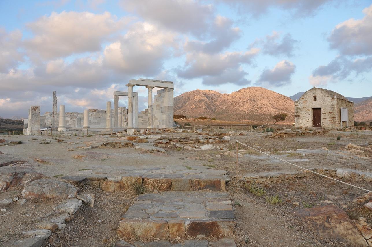 Santuario di Demetra Naxos