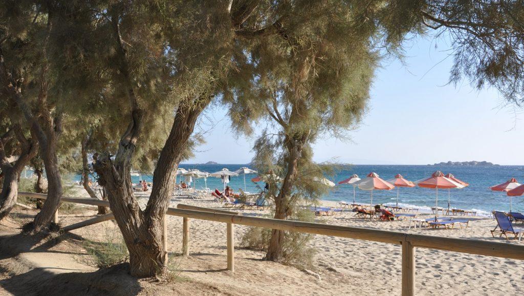 Spiaggia Naxos