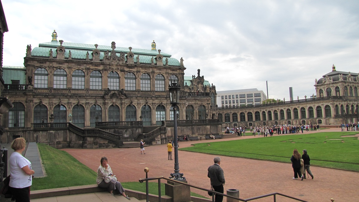 Castello Zwinger Dresda