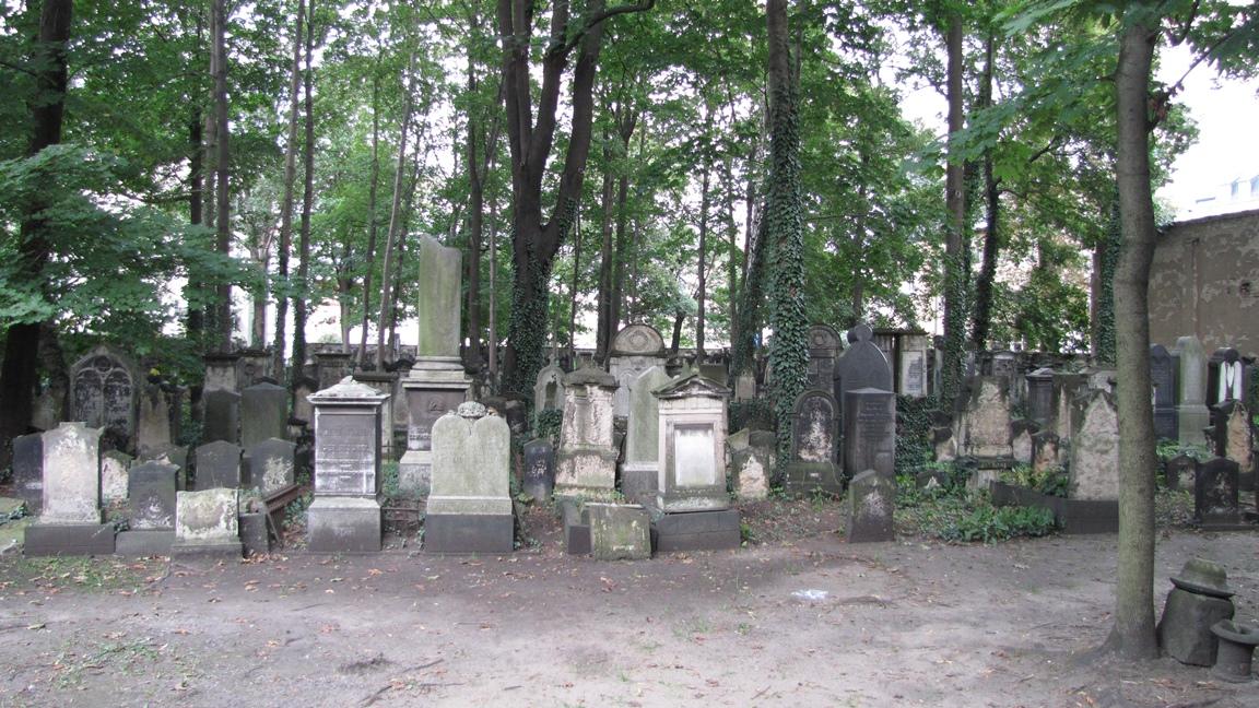 Cimitero degli ebrei Dresda