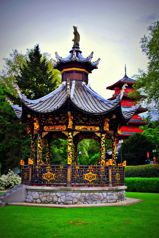 Parco Laeken Bruxelles