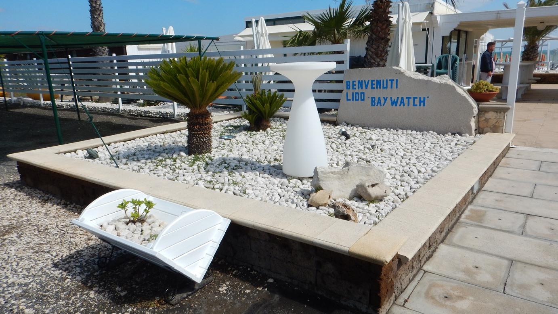 Lido Baywatch - ingresso