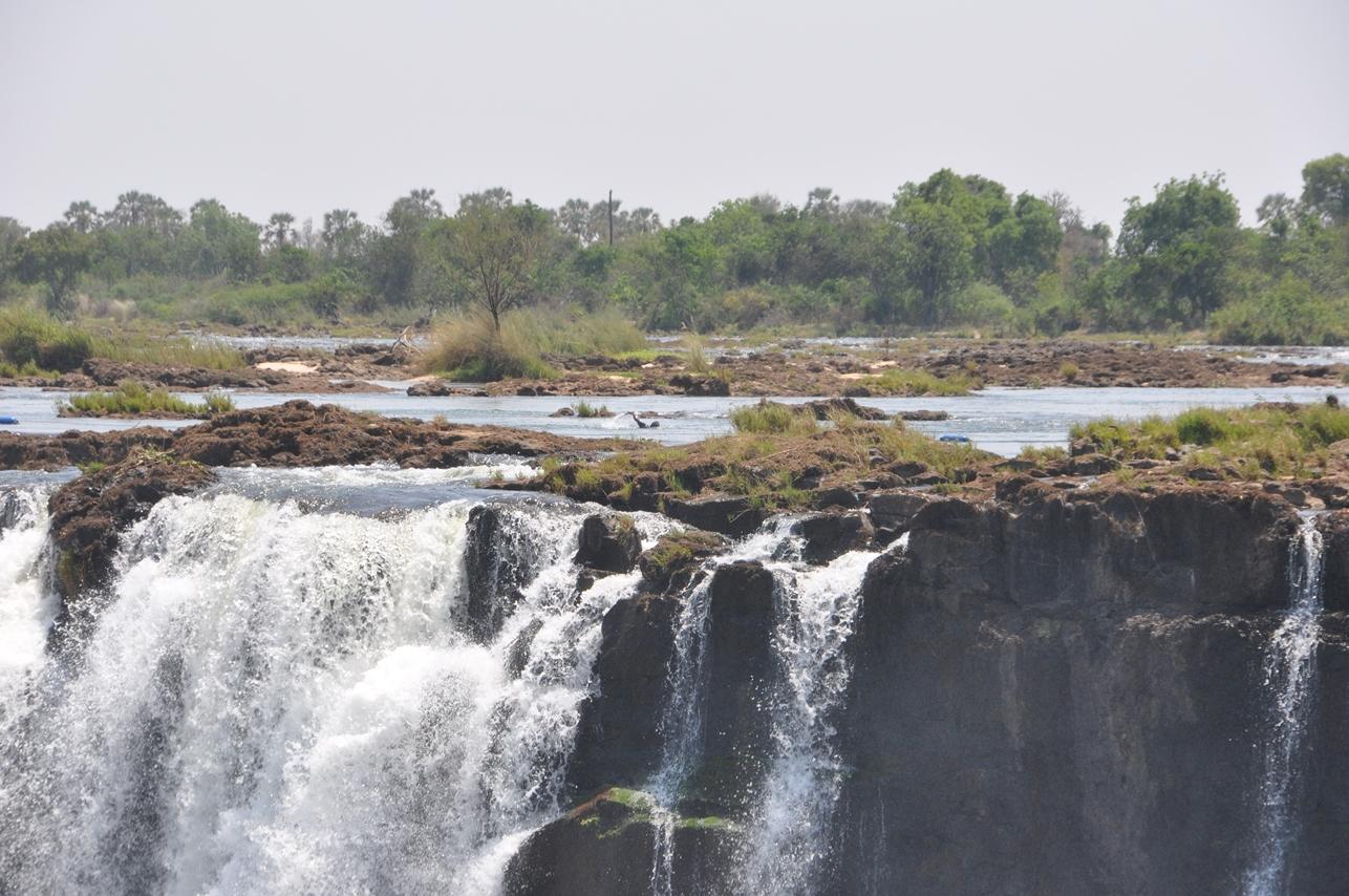 Victoria Falls Devis Pools