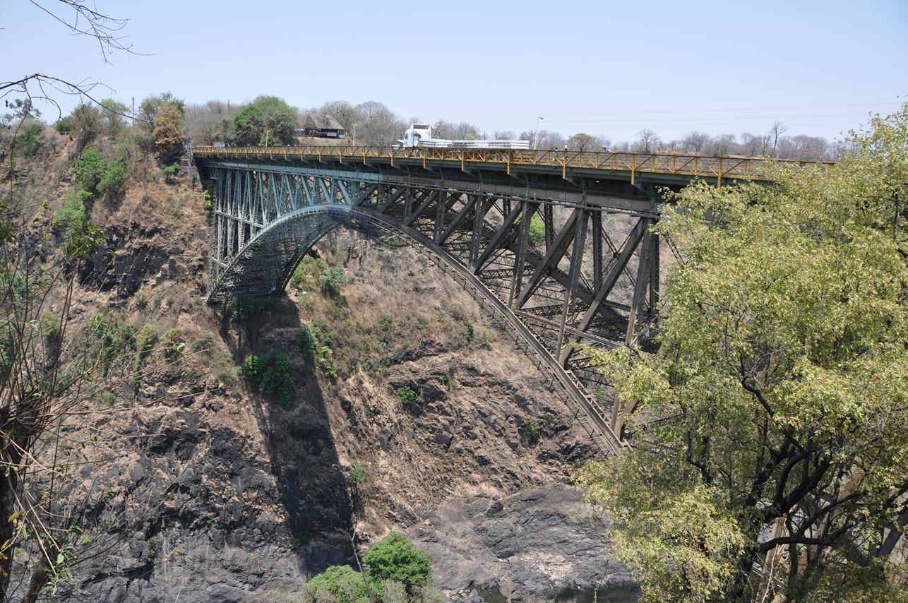 Ponte ferroviario Victoria Falls