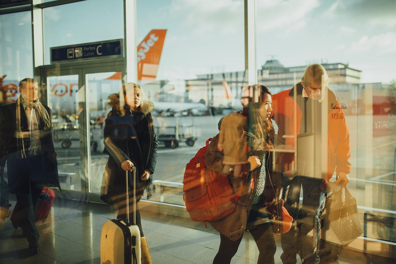 Imbarco aeroporto