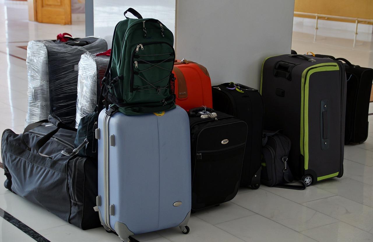Bagagli in aeroporto