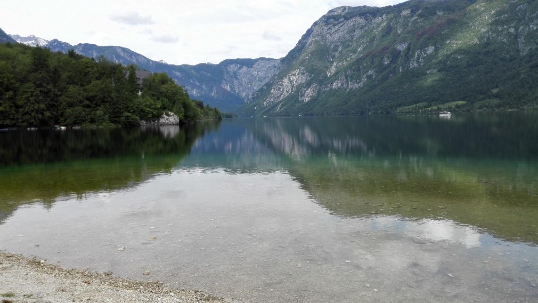 Lago Bohinj 3