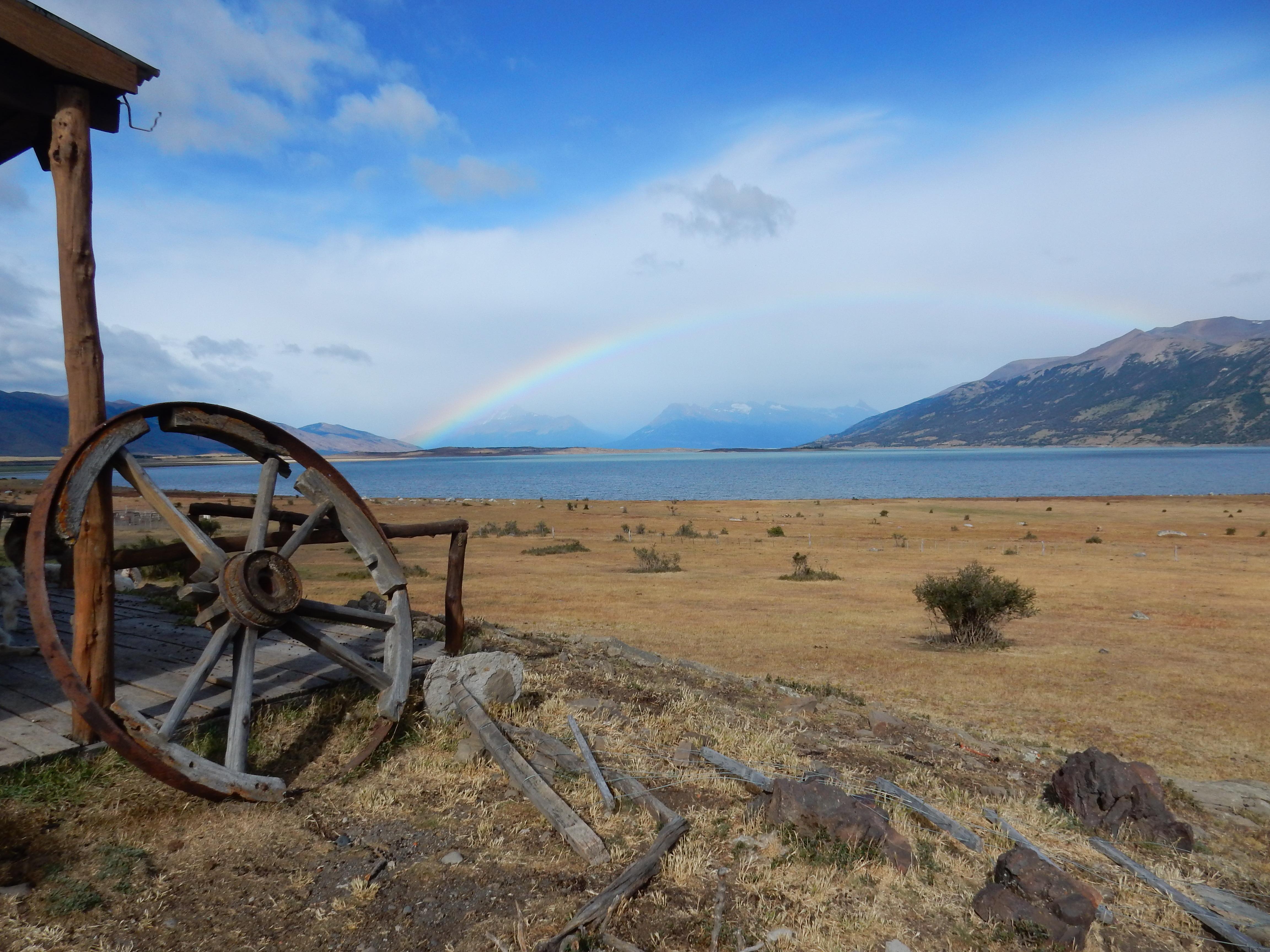 Proprio brutta la Patagonia