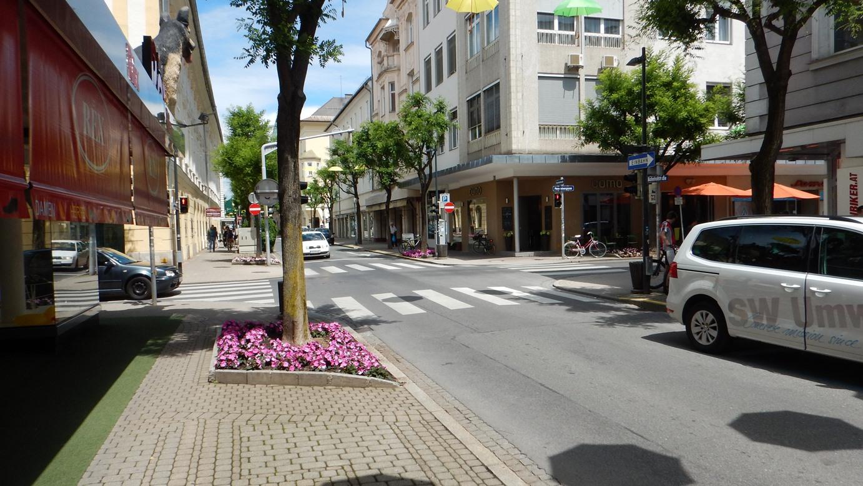 Strade di Klagenfurt