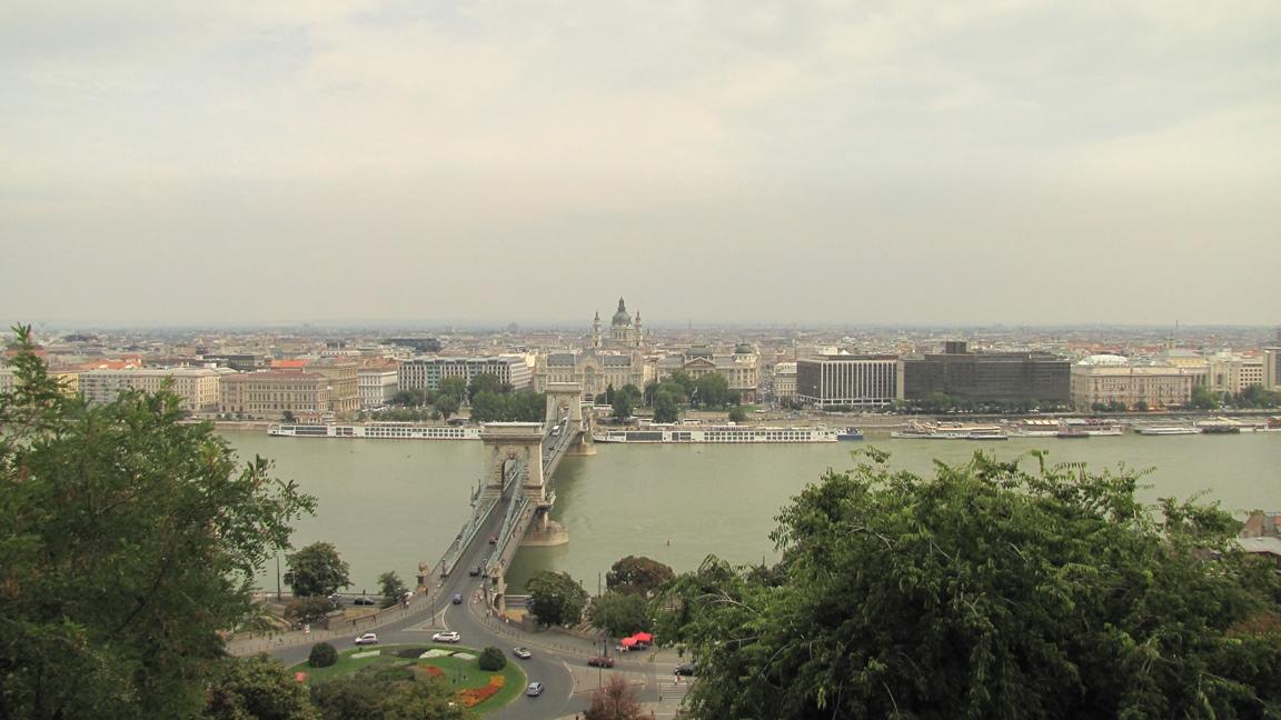 Budapest in due giorni