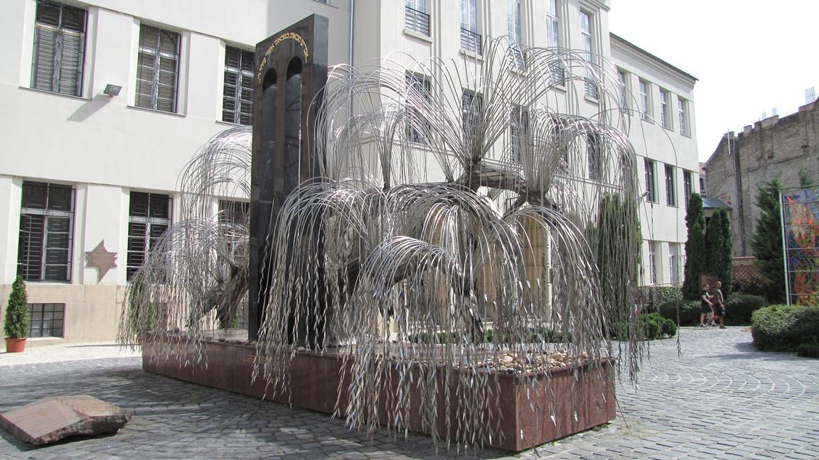 Quartiere ebraico Budapest 2