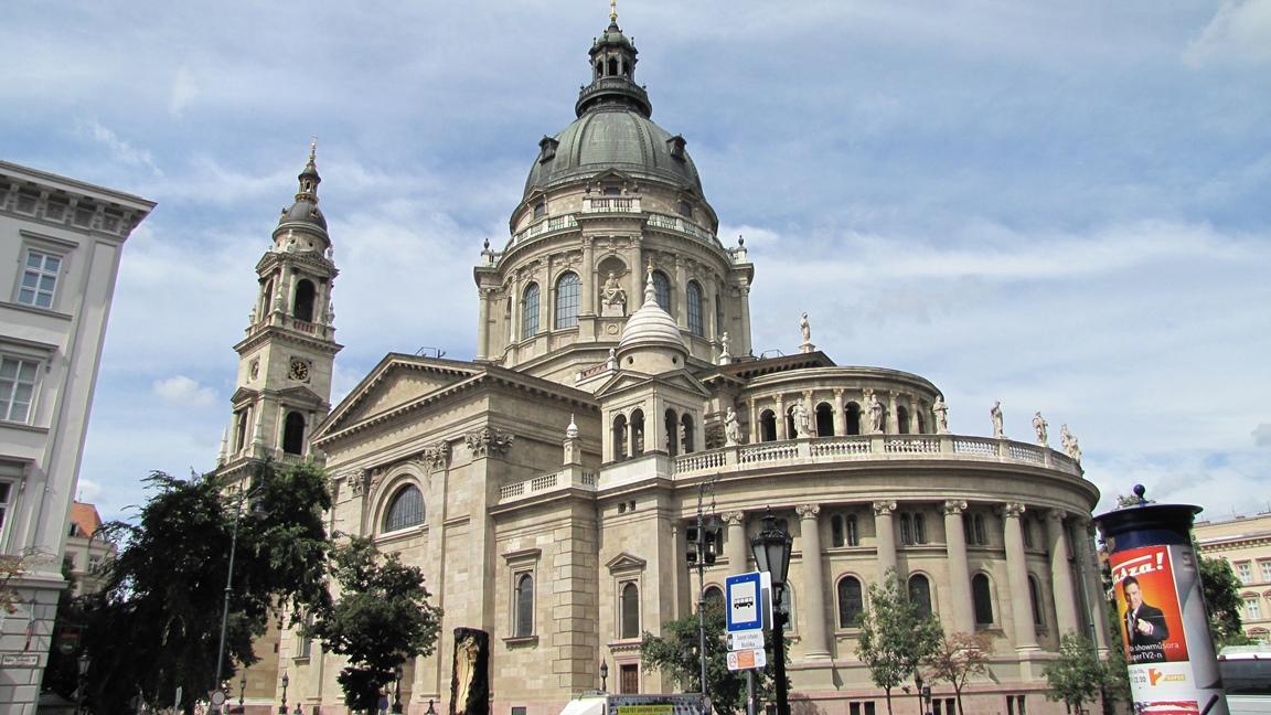 Basilica di Santo Stefano Budapest