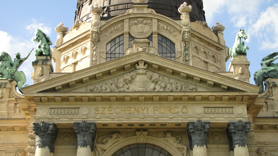 Terme Szechenyi Budapest