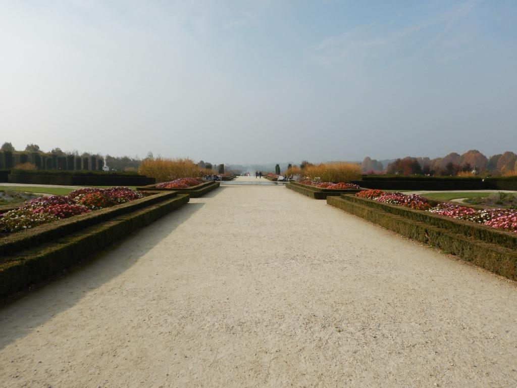 Reggia di Venaria giardini 2