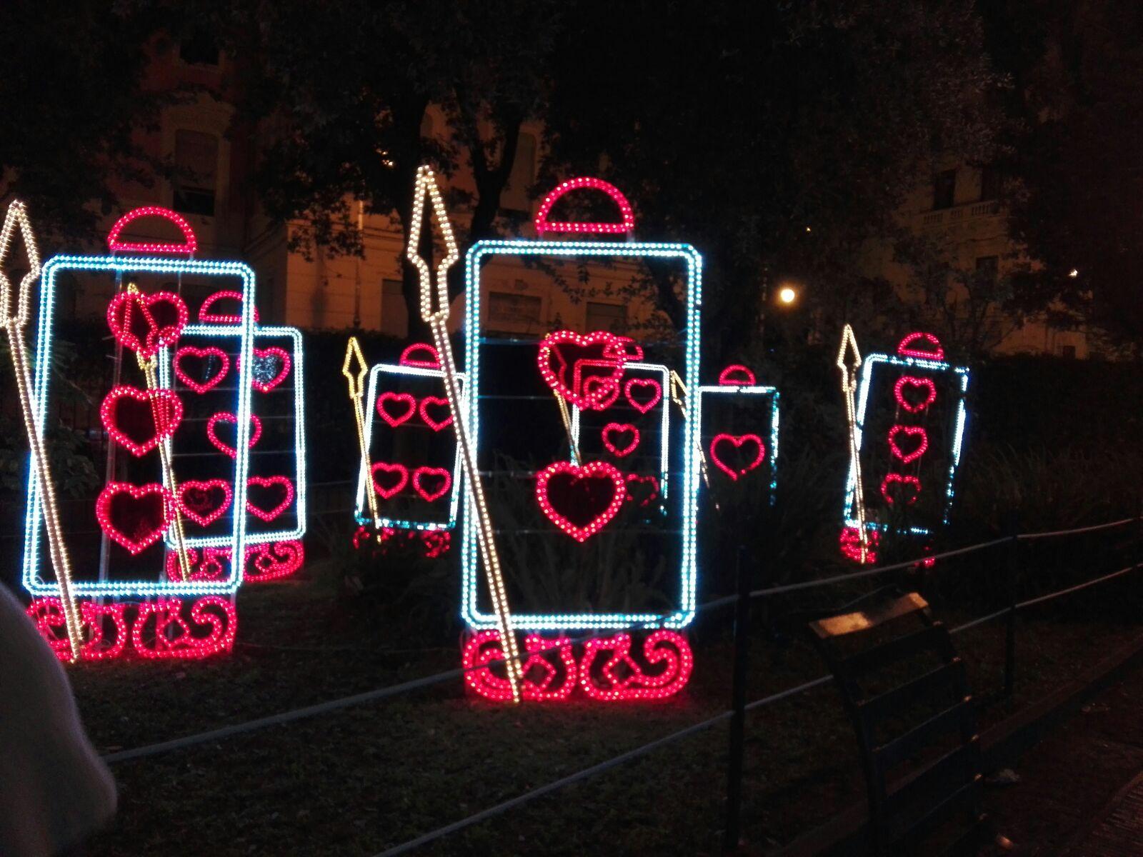 Giardino incantato Salerno 2