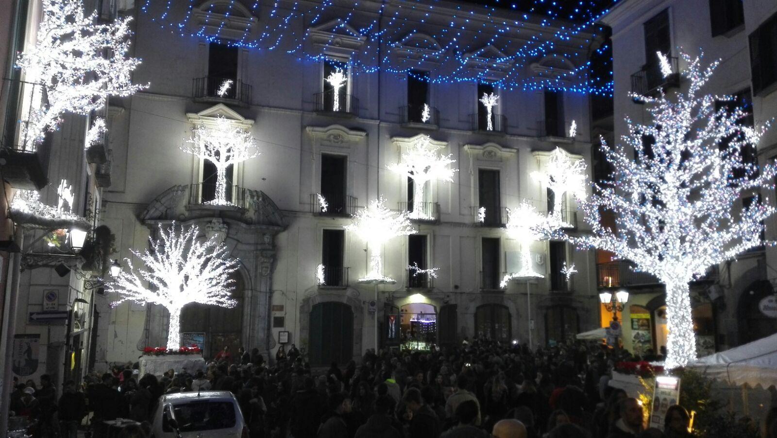 Luci d'Artista a Salerno 3