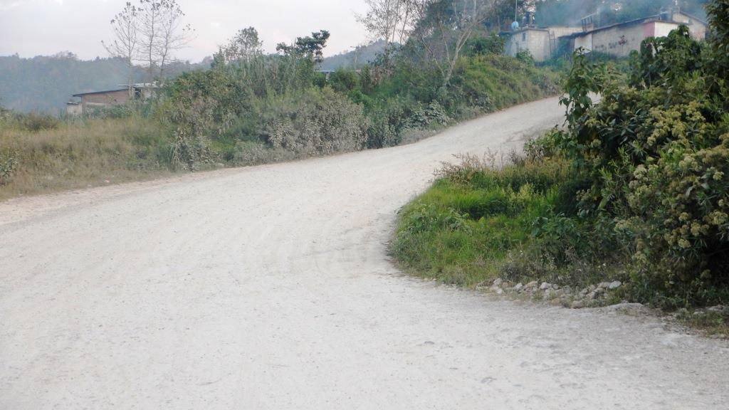 Strade Chiapas 2
