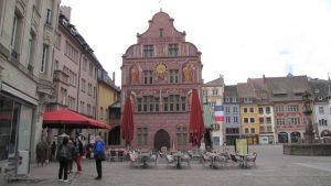 Un giorno a Mulhouse