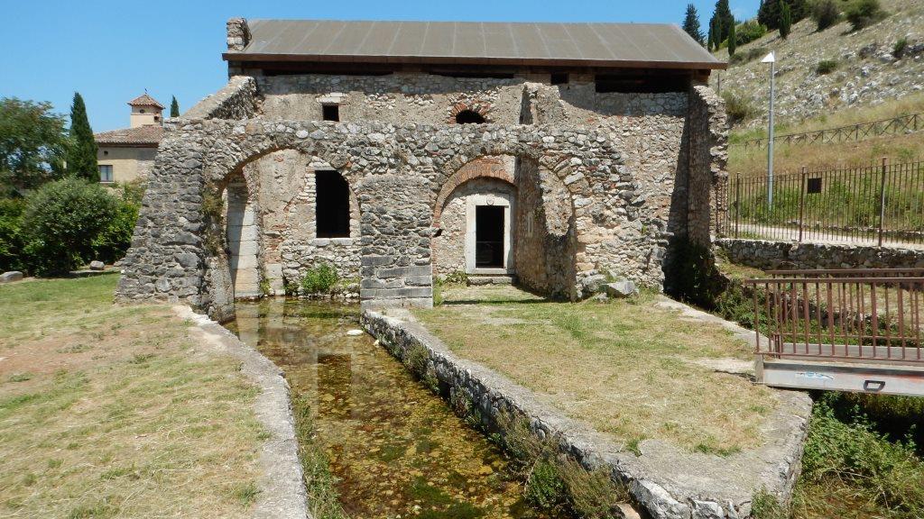 Padula (2) San Giovanni in Fonte