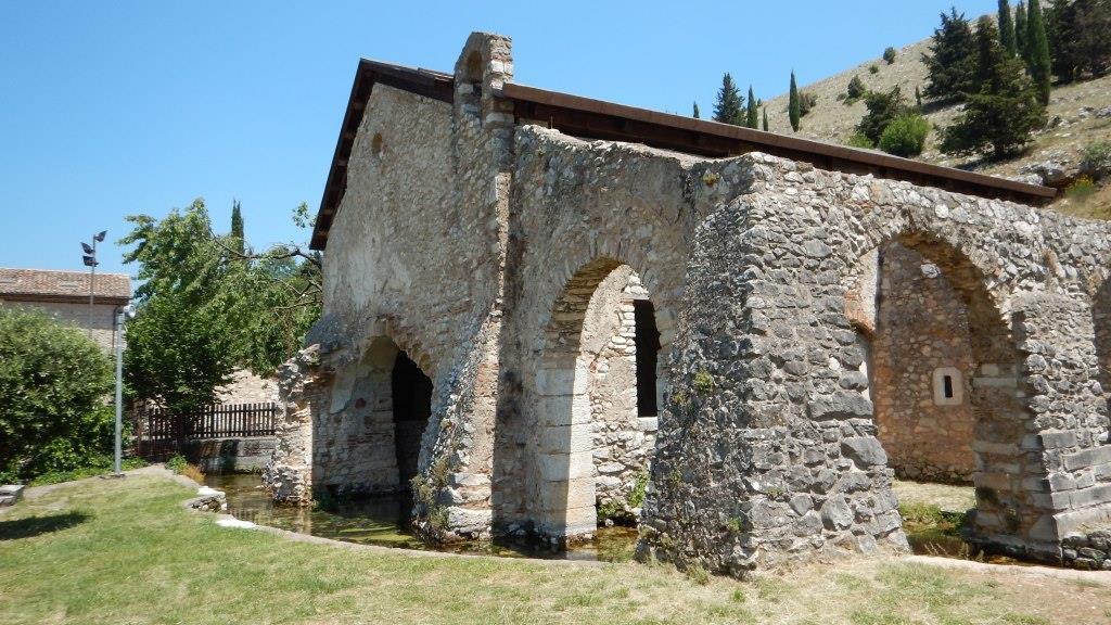 Padula (4) San Giovanni in Fonte