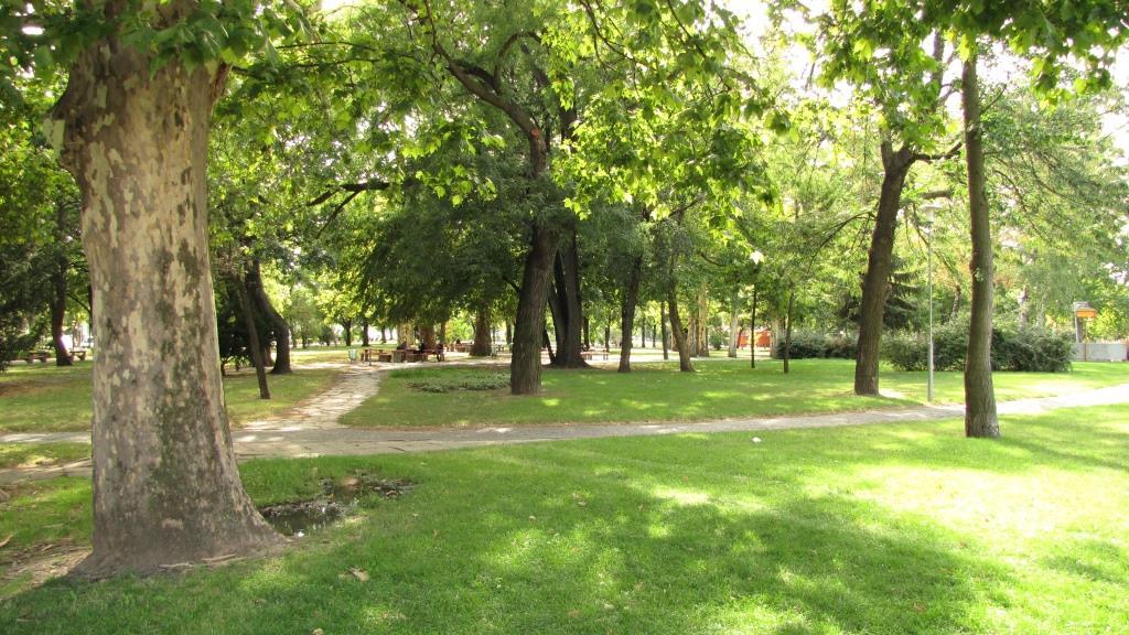 Giardini in città