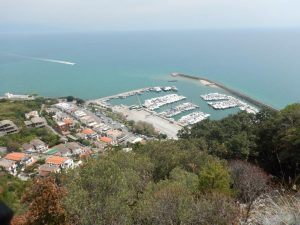 Weekend in Riviera d'Ulisse