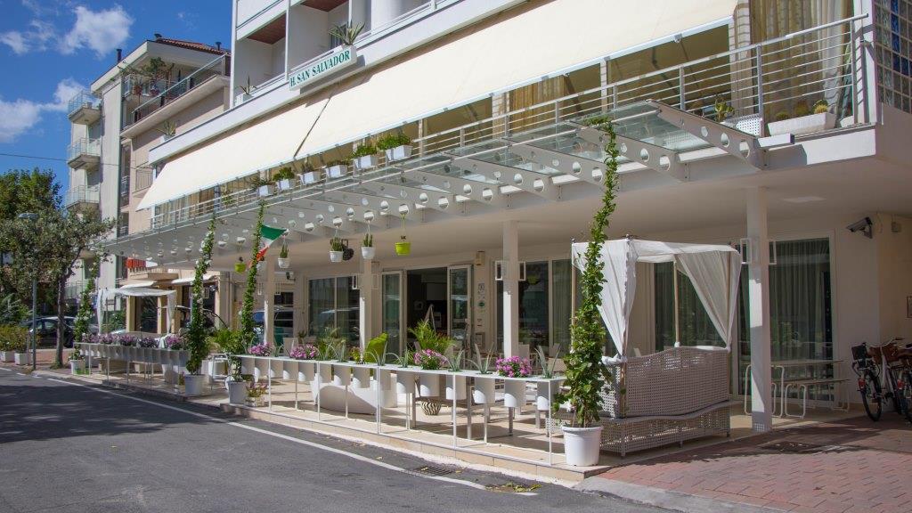 Hotel San Salvador Igea Marina Bellaria recensione