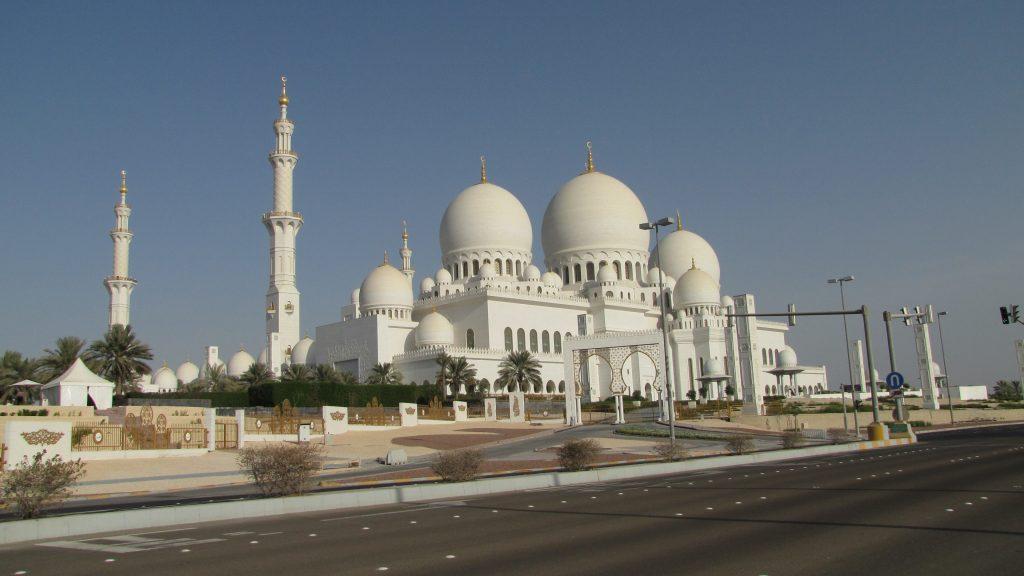 Abu Dhabi Weekend a Dubai