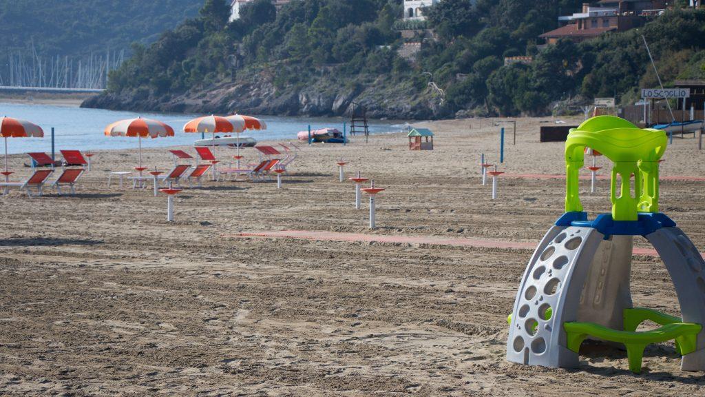 due giorni Argentario spiaggia