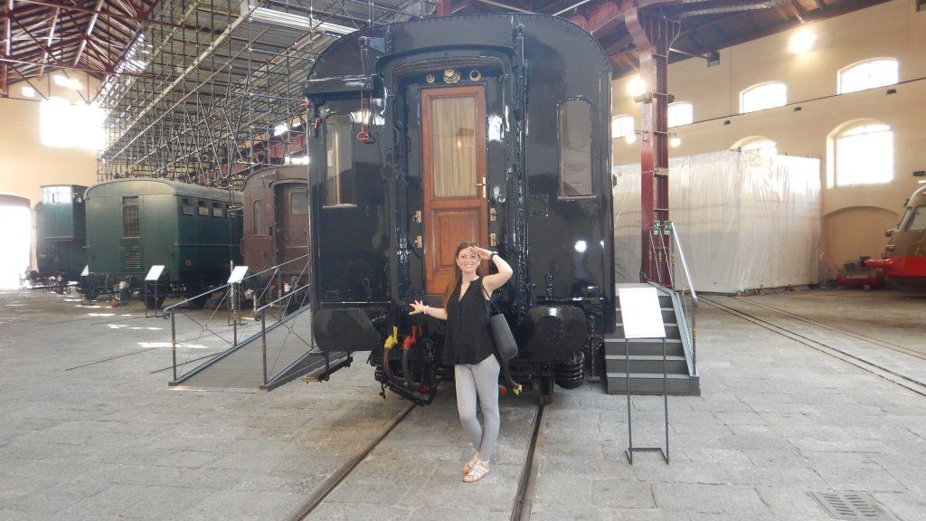 Museo ferroviario di Pietrarsa 2