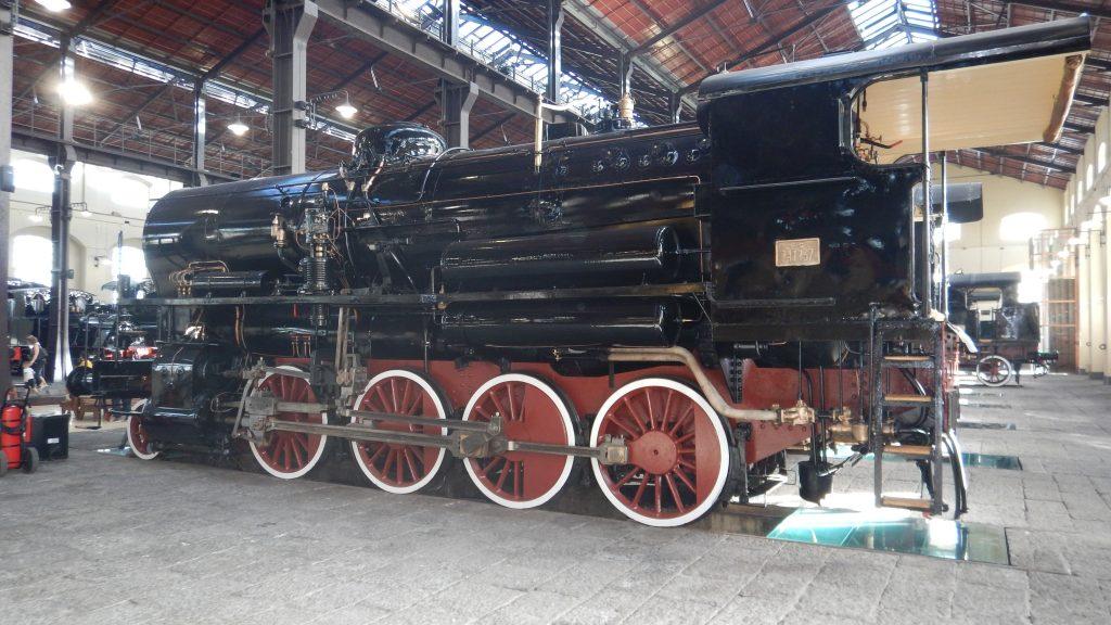 Museo ferroviario di Pietrarsa 4