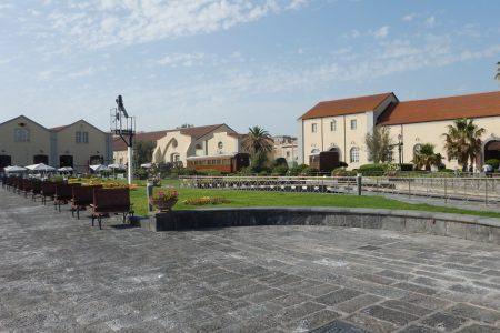 Esterno Museo Pietrarsa 2