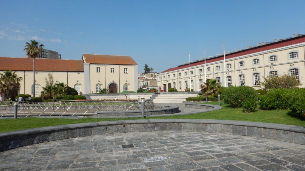 Esterno Museo Pietrarsa 3