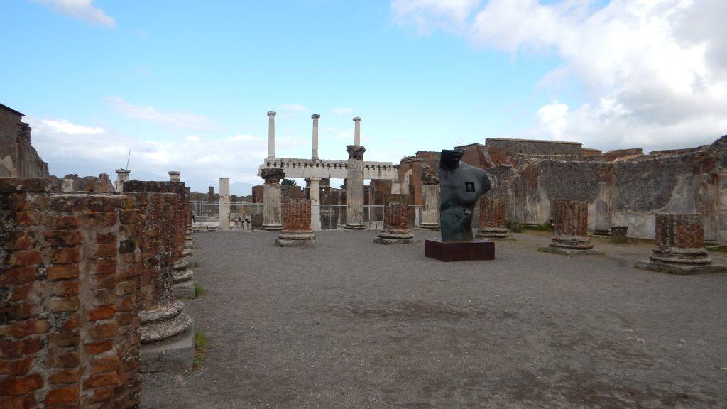 Organizzare una visita a Pompei 2