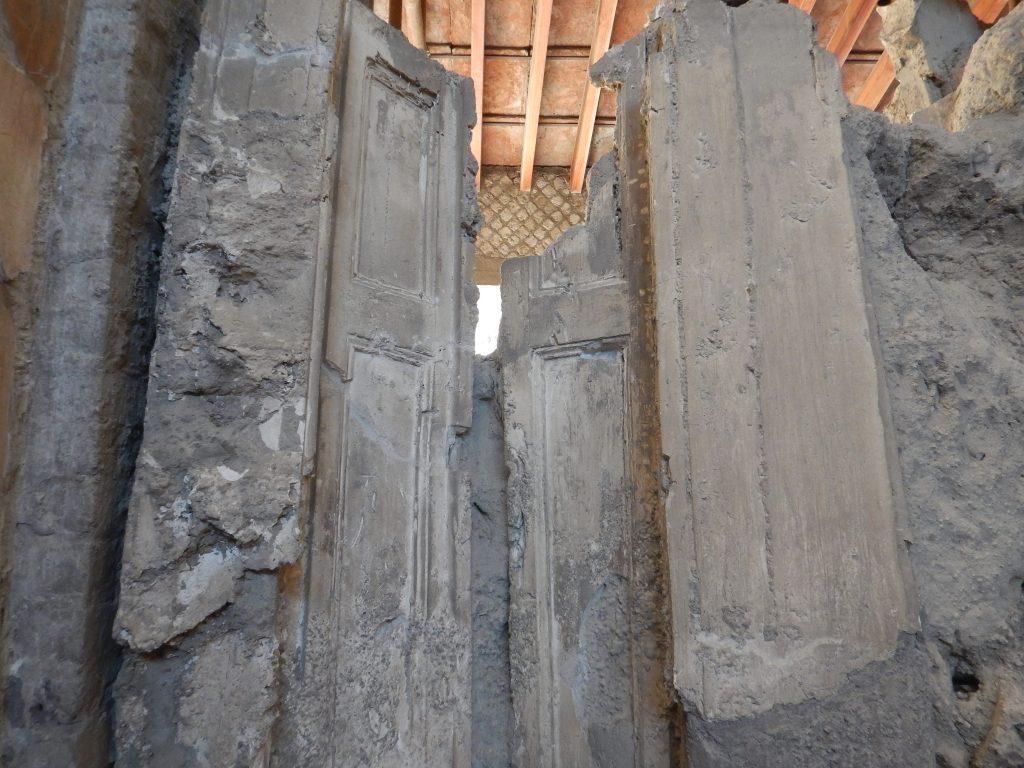 Calchi porte di ingresso Villa di Oplonti