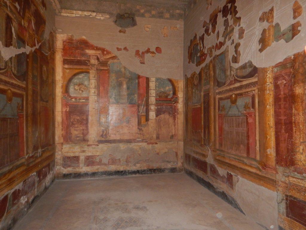 Interno Villa di Poppea Oplonti 3